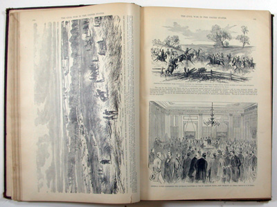 Frank Leslie S Illustrations The American Soldier In The Civil War