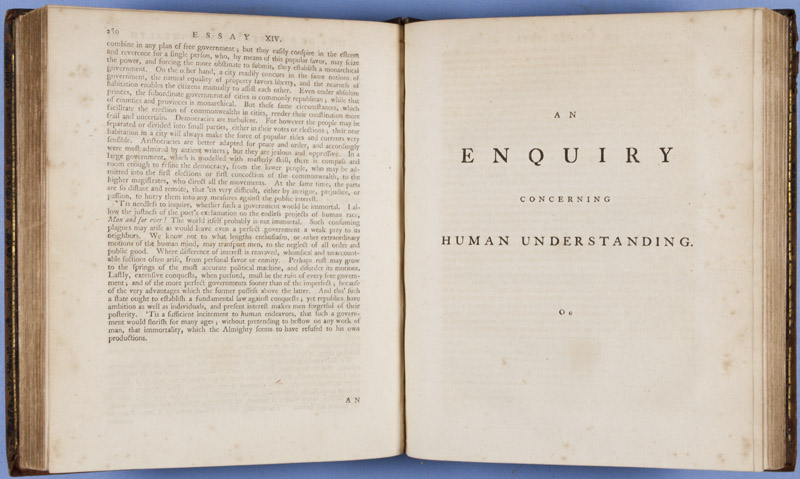 david hume essays and treatises on several subjects Page 545 - i am apt to suspect the negroes, and in general all the other species of men (for there are four or five different kinds) to be naturally inferior to the.
