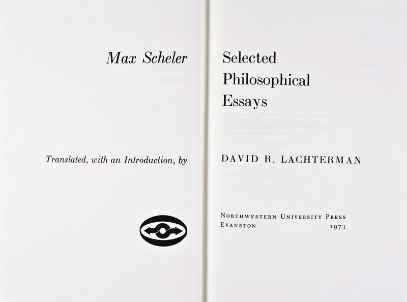 Science Topics For Essays Selected Philosophical Essays Good Proposal Essay Topics also Proofread Online Selected Philosophical Essays  Max Scheler David R Lachterman  How To Write A Good English Essay