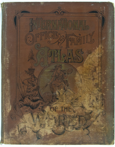 International Office and Family Atlas of the World. n/a.