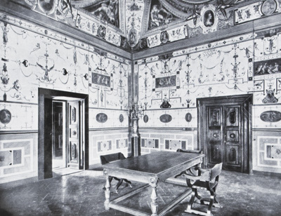 furniture and interior decoration of the italian renaissance - Italian Renaissance Interior Design
