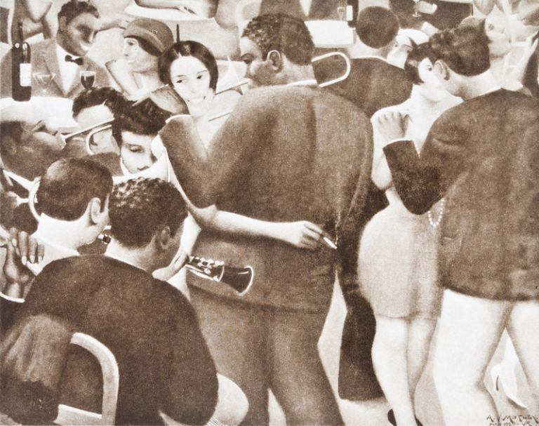 Art of Today: Chicago 1933. J. Z. Jacobson, a.