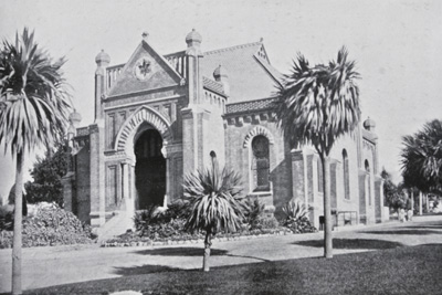The Chronicles of Emanu-El: being an account of the rise and progress of the Congregation Emanu-El which was founded in July, 1850 and will celebrate its Fiftieth Anniversary December 23, 1900. n/a.