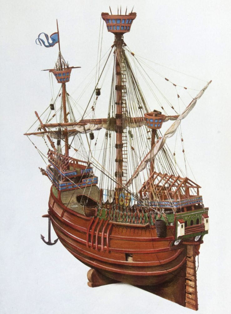Sailing-Ship Models: A Selection from European and American Collections. R. Morton Nance.