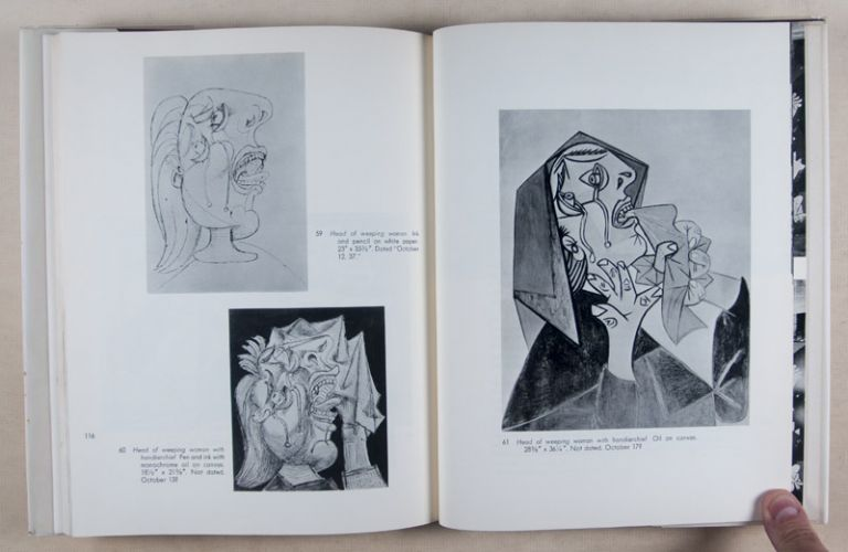 Picasso's Guernica. The Genesis of a Painting [INSCRIBED BY AUTHOR]. Rudolf Arnheim.