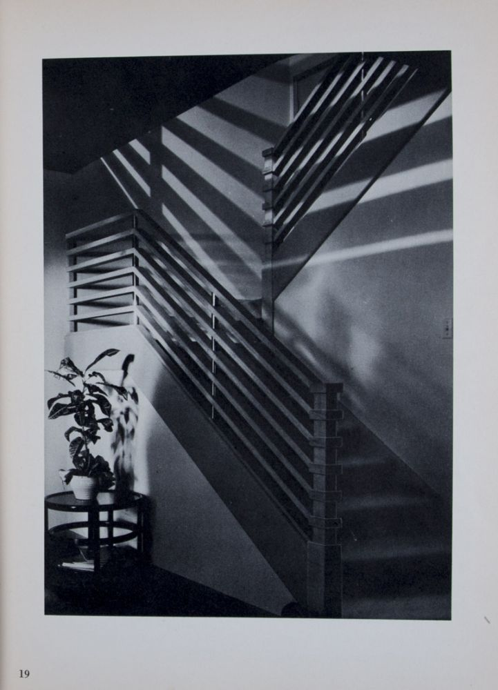 Space for Living: Creative Interior Decoration and Design [INSCRIBED AND SIGNED]. Paul T. Frankl.