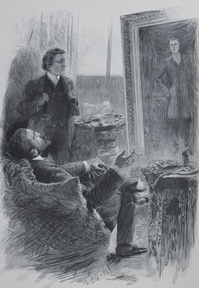 The Picture of Dorian Gray. Oscar Wilde.