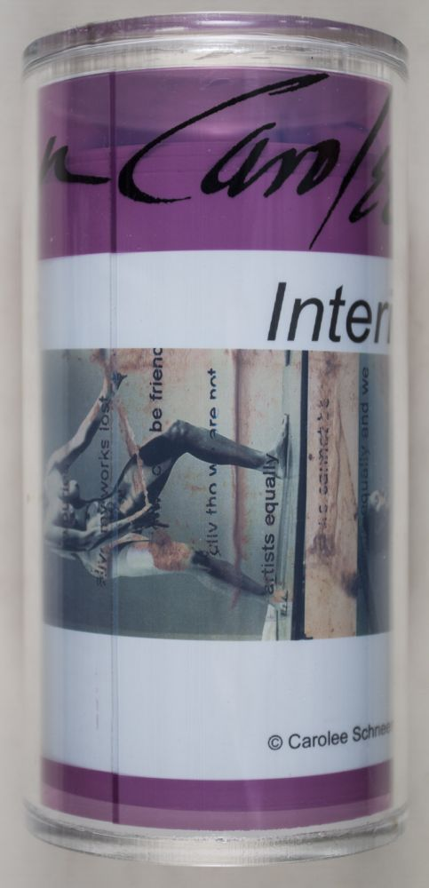 Interior Scroll 1975-2005 [NUMBERED AND SIGNED BY THE ARTIST]. Carolee Schneemann, Original.