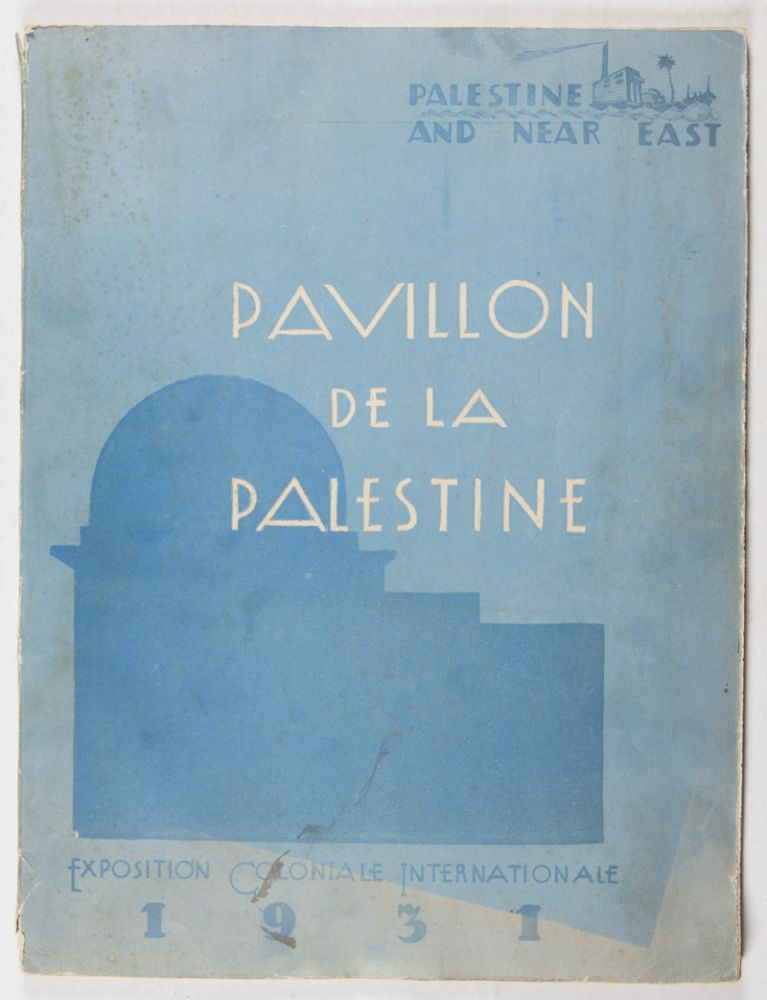 Palestine & Near East Economic Magazine: A Fortnightly for Trade, Industry & Agriculture [Sixth Year, Vol. VI. Nos 8-9, Tel Aviv, 15th May, 1931]. A. Evserov, B. Torokor.