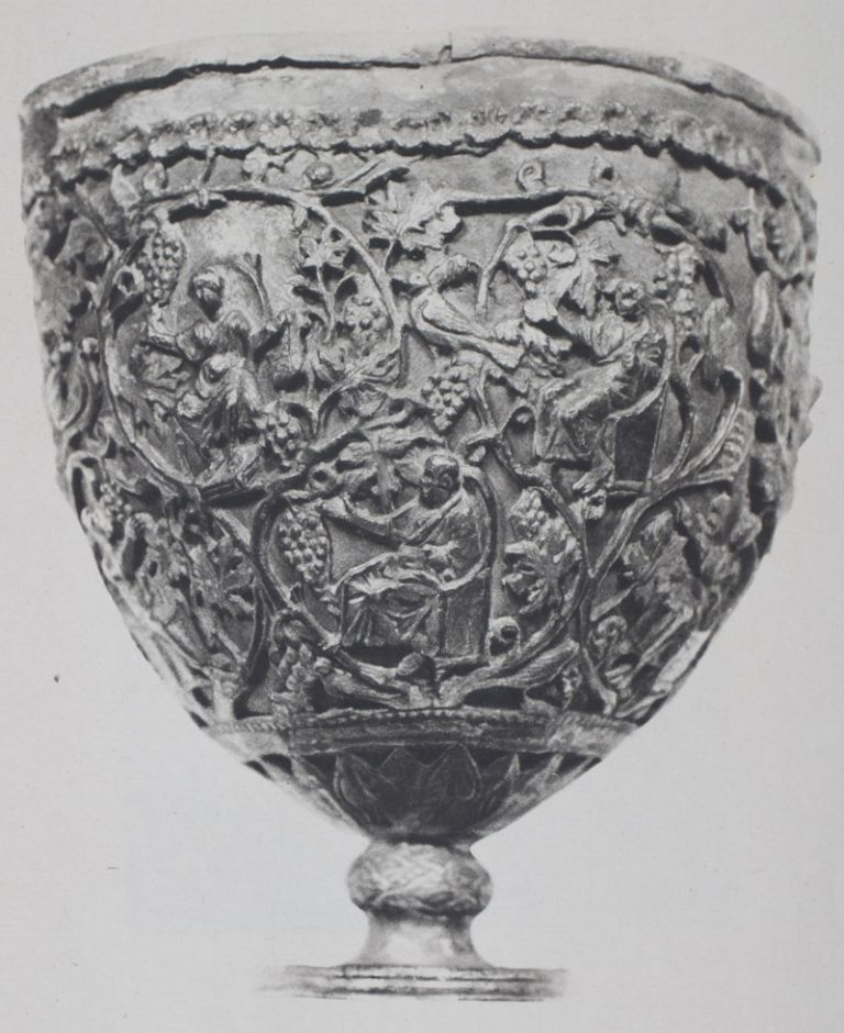 The Great Chalice of Antioch: On Which Are Depicted in Sculpture the Earliest Known Portraits of Christ, Apostles and Evangelists. 2-vol. set (Complete). Gustavus A. Eisen.