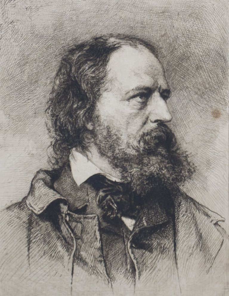 The Works of Alfred, Lord Tennyson, Poet Laureate [CONNOISSEUR EDITION]. 12-vol. set (Complete). William J. Rolfe Rolfe, Alfred Lord Tennyson.