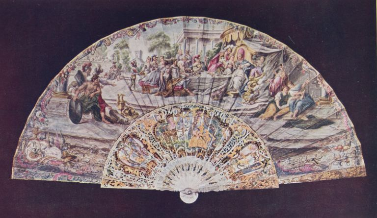 History of the Fan. G. Woolliscroft Rhead.