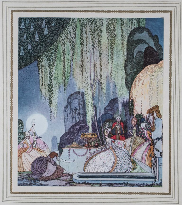 Sous le Signe du Rossignol (Under the Sign of the Nightingale). Henry Jacques, Kay Nielsen.