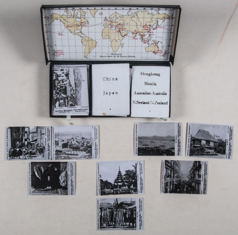 Views Taken and Collected by Gustav Boehm During His Voyage Around the World 1899–1901. Gustav Boehm, photogr.