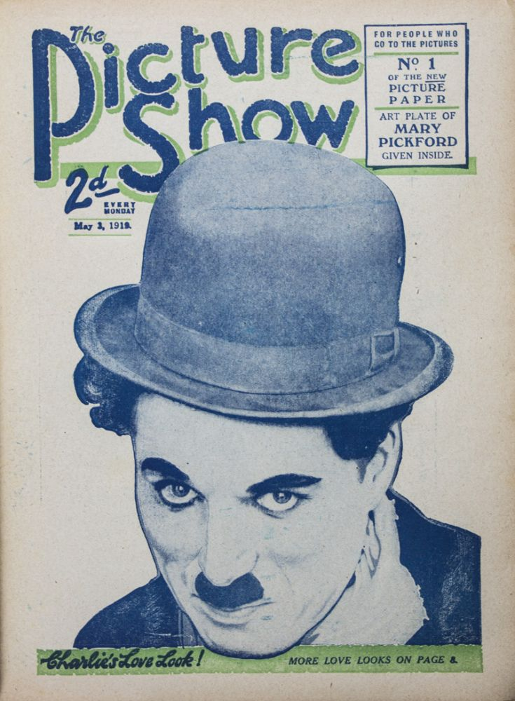 The Picture Show, Volume 1, Nos. 1-26, May 3rd to October 25th 1919 (Issue Nr. 4 missing, as well as the art plate supplement in issue Nr. 18). n/a.
