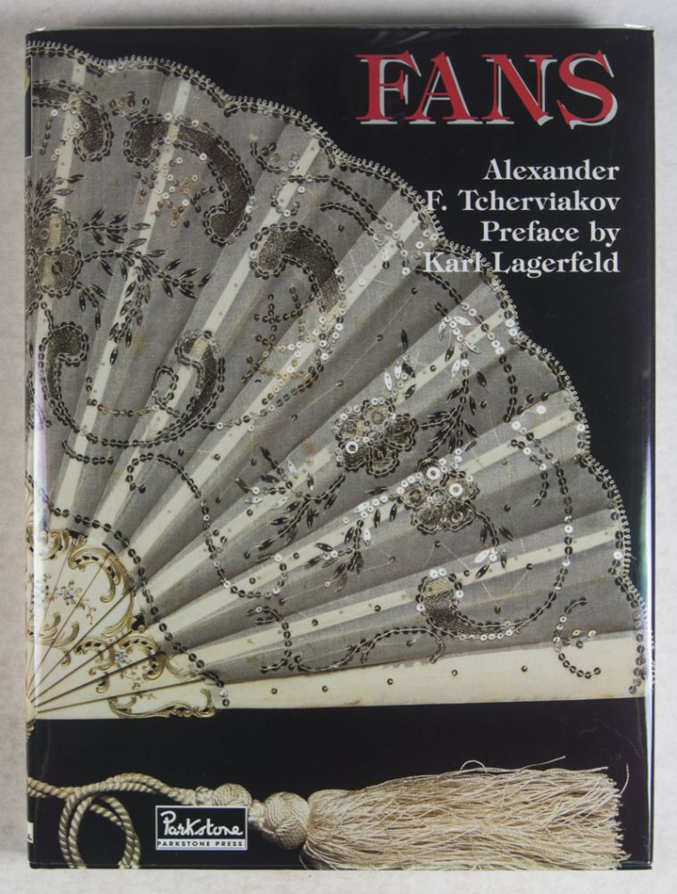 Fans: From the 18th to the Beginning of the 20th Century. Alexander F. Tcherviakov.