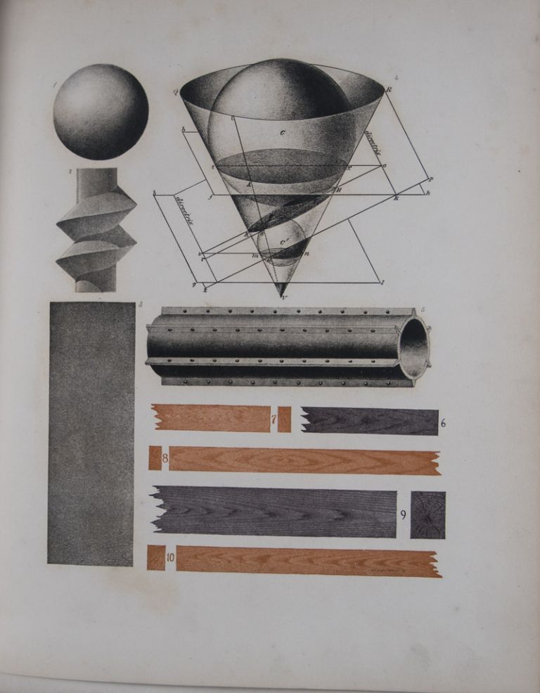 Theoretical and Practical Graphics: An Educational Course on the Theory and Practical Applications of Descriptive Geometry and Mechanical Drawing. Frederick Newton Willson.