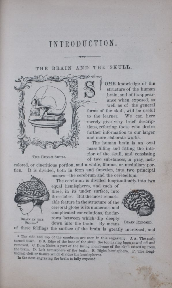 How to Read Character: A New Illustrated Hand-Book of Phrenology and Physiognomy, for Students and Examiners; with a Descriptive Chart. Samuel R. Wells, Samuel Roberts.