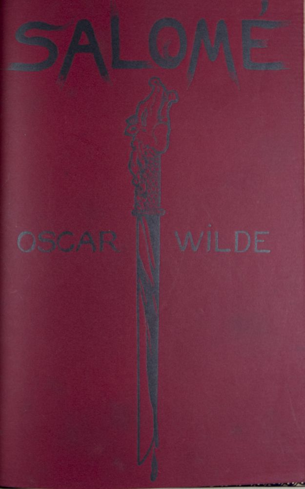 Salomé [FIRST CATALAN EDITION, WITH SIGNED ART NOUVEAU BINDING]. Oscar Wilde, Joaquim Pena, Adrià Gual, Translated into.