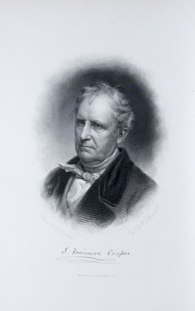 Pages and Pictures from the Writings of James Fenimore Cooper. James Fenimore Cooper, Susan Fenimore Cooper, notes.