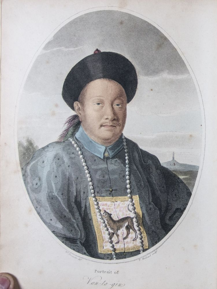 Travels in China, containing Descriptions, Observations, and Comparisons, Made and Collected in the Course of a Short Residence at the Imperial Palace of Yuen-Min, and a Subsequent Journey Through the Country from Pekin to Canton. John Barrow.