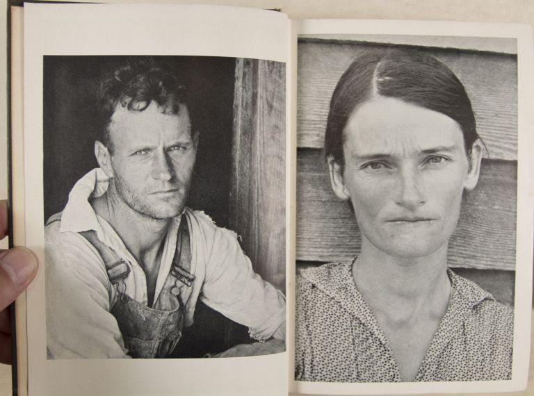Let Us Now Praise Famous Men [INSCRIBED by James Agee]. James Agee, Walker Evans.