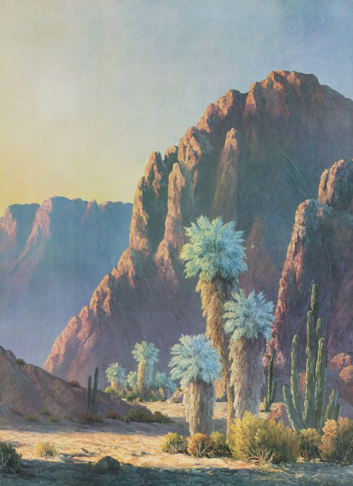 Painters of the Desert [INSCRIBED & SIGNED]. Ed Ainsworth.