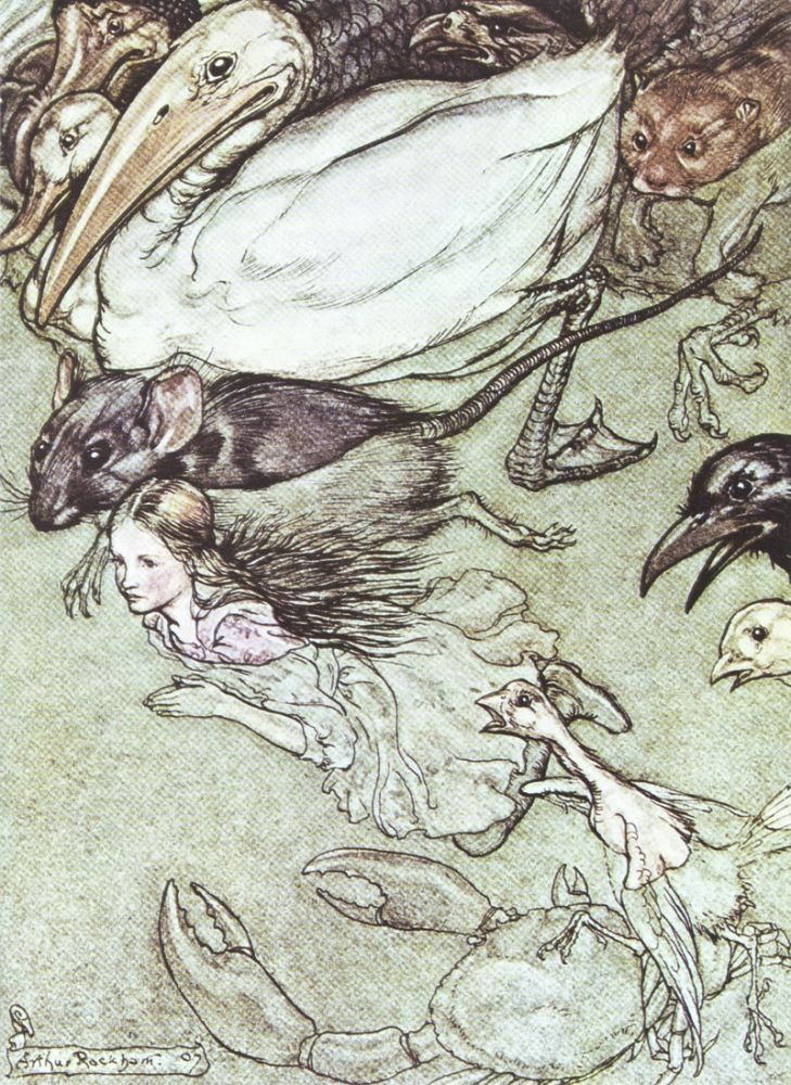 Once Upon A Time: The Fairy Tale World of Arthur Rackham. Margery Darrell, Ed.