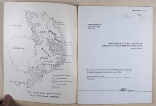 The Major Ethnic Groups of the South Vietnamese Highlands (Memerandum RM-4041-ARPA, April 1964