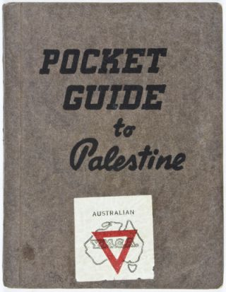 Pocket Guide to Palestine. Gail Hoffman.