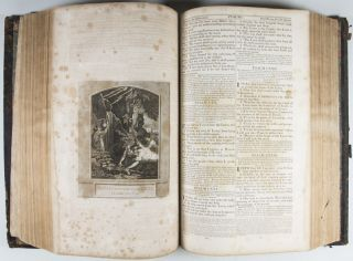 The Holy Bible: Containing The Old And New Testaments with references and illustrations; an exact summary of the several books; a paraphrase on he most obscure and important parts; an analysis of the content of each chapter; to which is annexed an extensive introduction, explanatory notes, evangelical reflections, etc.