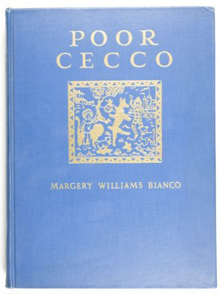 Poor Cecco. Margery Williams Bianco.