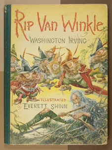 Rip Van Winkle. Washington Irving.