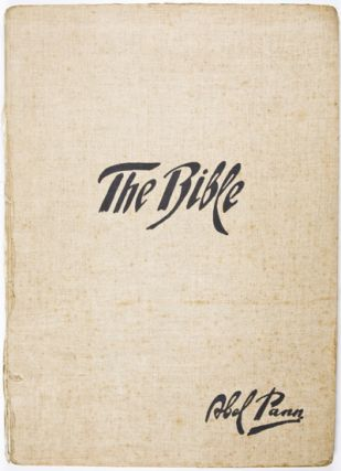 The Bible: Genesis, from the Creation until the Deluge [SIGNED]