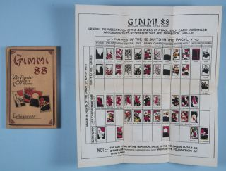 Gimmi 88: The Popular Japanese Card Game