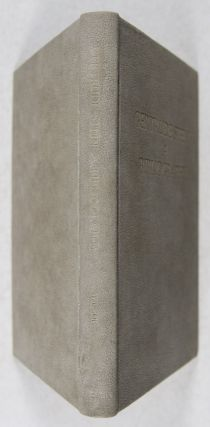 Gertrude Stein. A Bibliography [SIGNED]