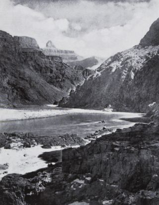 Through the Grand Canyon from Wyoming to Mexico [INSCRIBED]