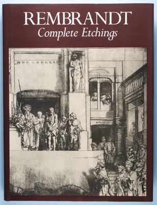 Rembrandt: The Complete Etchings. K. G. Boon