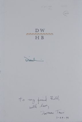 Husks of Wheat [SIGNED & INSCRIBED]
