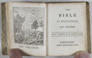 The Bible in Miniature for Children