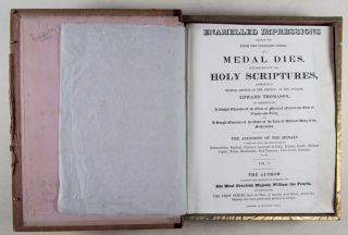 Enamelled impressions struck off from the splendid series of medal dies, illustrative of the Holy...