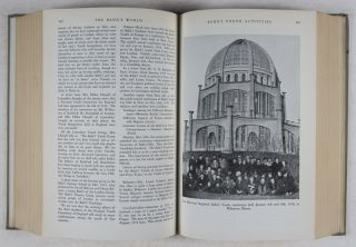 The Bahai World: A Bienniel International Record. Prepared under the supervision of the National Spiritual Assembly of the Bahais of the United States and Canada with the approval of Shoghi Effendi. Volume VIII: 95 and 96 of the Bahai Era. April 1938-1940 A.D.