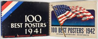 100 Best Posters of 1941 & 100 Best Posters of 1942