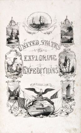 Voyage of the U. S. Exploring Squadron, Commanded by Captain Charles Wilkes, of the United States...