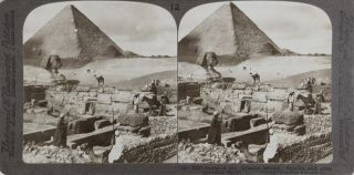Travels Lessons on the Old Testament (stereograph photographs). Forbush, ron