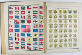Iliff's Imperial Atlas of the World