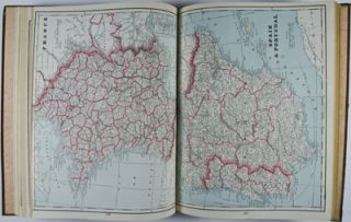 International Office and Family Atlas of the World