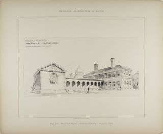 Municipal Architecture in Boston from Designs by Edmund M. Wheelwright, City Architect, 1891 to 1895 (2 Volumes)