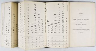The One Primeval Language traced experimentally through Ancient Inscriptions in Alphabetic Characters of Lost Powers From the Four Continents. 3 Vols.