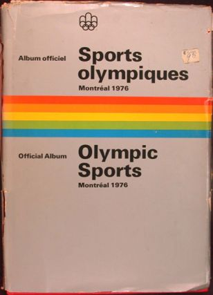 Sports Olympiques: Album Officiel, Montreal 1976. Olympic Sports: Official Album, Montreal 1976....
